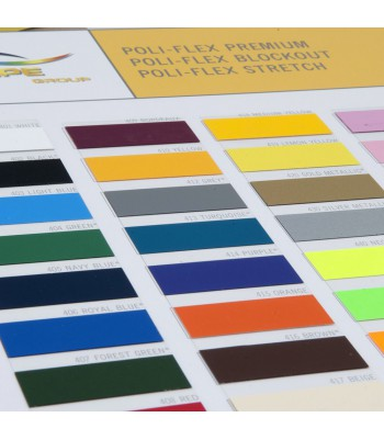 Carta de Colores TEC MARK 3000 BRILLO KEMICA