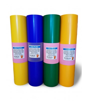 Vinilo Textil Poliuretano Adhesivado Normal VINILEA (POR METROS)
